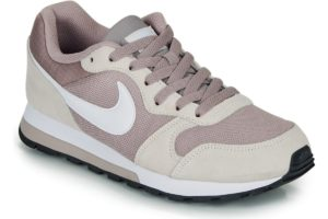 nike-md runner 2 s (trainers) in beige-womens-beige-749869-201-beige-trainers-womens