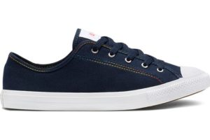 converse-all star ox-womens-blue-564978C-blue-trainers-womens