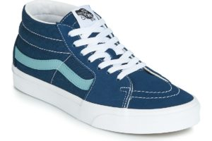 vans-sk8-mid s (high-top trainers) in-womens-blue-vn0a3wm3vy11-blue-trainers-womens