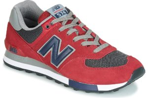 new balance-574-mens-red-ml574fnb-red-trainers-mens