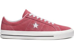 converse-one star-womens-red-165261C-red-trainers-womens