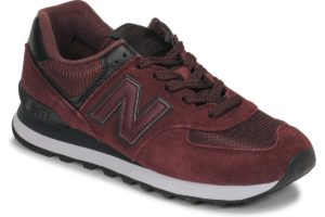 new balance-574-womens-red-wl574wnr-red-trainers-womens
