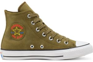 converse-all star high-womens-green-564963C-green-trainers-womens