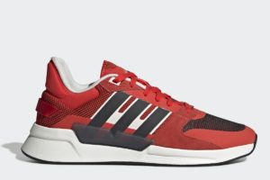 adidas-run 90ss-mens-red-EF0585-red-trainers-mens