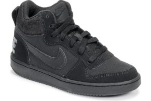nike-court borough mid grade school ss (high-top trainers) in-boys