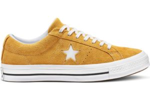 converse-one star-womens-gold-165033C-gold-trainers-womens