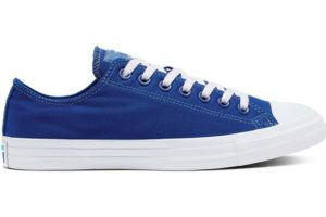 converse-all star ox-womens-blue-165332C-blue-trainers-womens