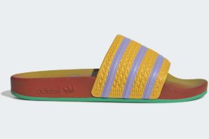 adidas-adilette-mens-yellow-FV2719-yellow-trainers-mens