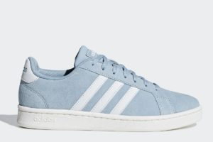 adidas-grand courts-womens-grey-F36499-grey-trainers-womens