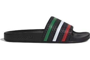 Adidas Adilette Herren Schwarz Eg3932 Schwarze Sneakers Herren