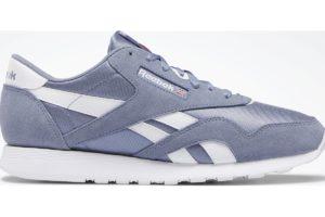 reebok-classic nylons-Men-blue-DV5789-blue-trainers-mens