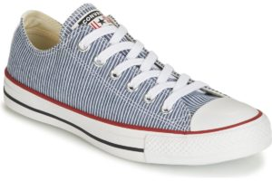converse-all star ox-womens-blue-163983c-blue-trainers-womens