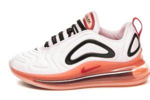 Nike Air Max 720 Dames Roze Ar9293 602 Roze Sneakers Dames