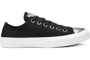 converse-all star ox-womens-black-565201C-black-trainers-womens