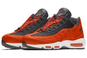 Nike Air Max 95 Heren Oranje Av4079 993 Oranje Sneakers Heren