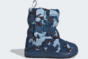 adidas-superstar winter boots-boys