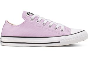 converse-all star ox-womens-purple-166266C-purple-trainers-womens