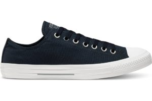 converse-all star ox-womens-blue-165738C-blue-trainers-womens