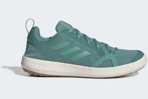 adidas-terrex climacool boats-mens-green-BC0505-green-trainers-mens