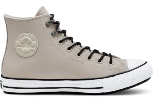 converse-all star high-womens-beige-166219C-beige-trainers-womens