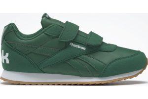 reebok-classic-Kids-green-DV9136-green-trainers-boys