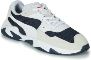 puma-storm adrenalines (trainers) in-mens-white-369797-01-white-trainers-mens