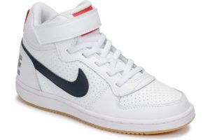 nike-court borough mid pre-school ss (high-top trainers) in-boys