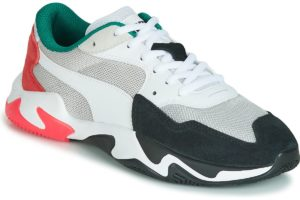 puma-storm adrenaline s (trainers) in-womens-white-369797-05-white-trainers-womens