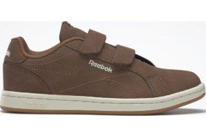 reebok-royal complete cleans-Kids-brown-DV9199-brown-trainers-boys