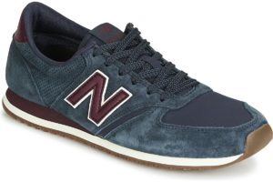 new balance-420 s (trainers) in-womens-blue-u420hh-blue-trainers-womens
