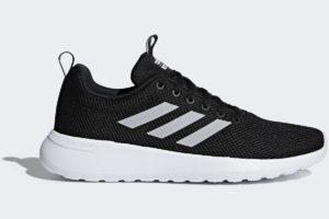 adidas-lite racer clns-mens-black-B96567-black-trainers-mens