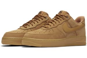 nike-air force 1-mens-gold-cj9179-200-gold-trainers-mens