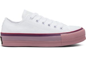 converse-all star ox-womens-white-566557C-white-trainers-womens