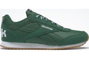 reebok-classic-Kids-green-DV9133-green-trainers-boys