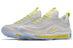 Nike Air Max 97 Heren Beige Bq8742 991 Beige Sneakers Heren