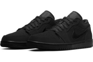 nike-jordan air jordan 1-mens-black-553558-056-black-trainers-mens