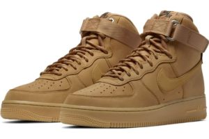 nike-air force 1-mens-gold-cj9178-200-gold-trainers-mens