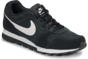nike-md runner 2 suedes (trainers) in-mens-black-aq9211-004-black-trainers-mens
