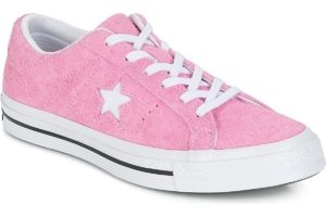 converse-one star-womens-pink-159492c-pink-trainers-womens