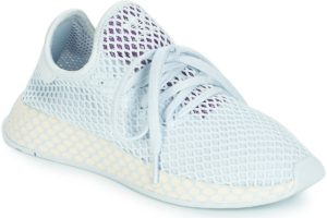 adidas-deerupt runner s (trainers) in-womens-blue-cg6083-blue-trainers-womens