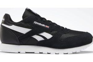 reebok-classic leathers-Kids-black-DV9594-black-trainers-boys