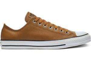 converse-all star ox-womens-brown-161496C-brown-trainers-womens