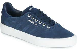 adidas-3mc s (trainers) in-womens-blue-ee6080-blue-trainers-womens