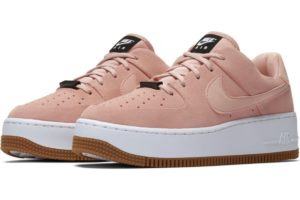 nike-air force 1-womens-pink-ar5339-603-pink-trainers-womens