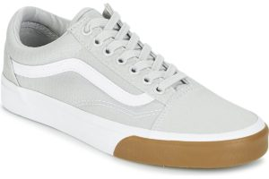 vans-old skool s (trainers) in-womens-grey-a38g1qr5-grey-trainers-womens