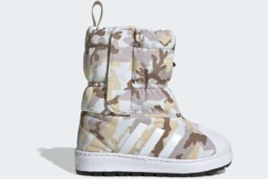 adidas-superstar winter boots-boys