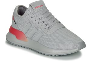 adidas-u_path x s (trainers) in-womens-grey-ef9010-grey-trainers-womens