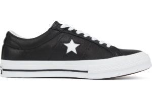converse-one star-womens-black-163385C-black-trainers-womens