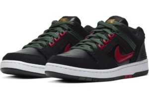nike-sb air force-mens-black-ao0300-002-black-trainers-mens