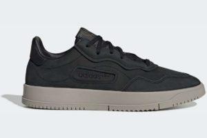 adidas-supercourt premieres-mens-black-EE6023-black-trainers-mens